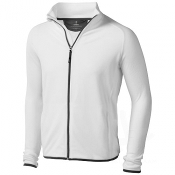Brossard micro fleece full zip jacket
