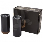 Valhalla mug and tumbler copper vacuum gift set