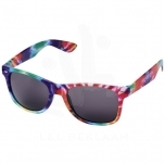 Sun Ray tie dye sunglasses