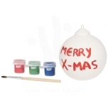 Paint an ornament