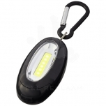 Atria COB light with carabiner