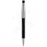 Pavo ballpoint pen with squared barrel