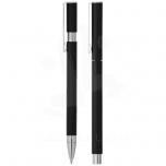 Oval ballpoint pen set