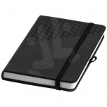 Theta A6 hard cover notebook