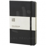 Classic L hard cover notebook - squared