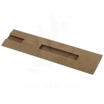 Nador cardboard pen sleeve