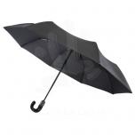 "Montebello 21""' foldable auto open/close umbrella with crooked handle"