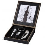 Belgio 4-piece wine set
