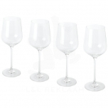 Orvall 4-piece white wine glass set