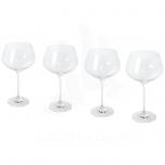 Garoa 4-piece gin glass set