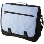 Anchorage 2-buckle closure conference bag