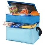 Trias 2-compartment cooler bag