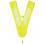 Nikolai v-shaped reflective safety vest for kids
