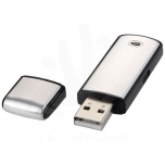 Square 4GB USB flash drive