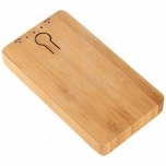 Grove 5000 mAh bamboo power bank