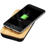 Future bamboo/fabric 6000 mAh wireless power bank