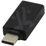 Adapt alumiinumist USB-C - USB-A 3.0 adapter