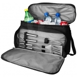 Dox 3-piece bbq set with cooler bag