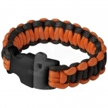 Elliott emergency paracord bracelet