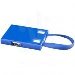 Revere 3-pordiline USB-jaotur koos 3-ühes-kaabliga