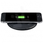Lean wireless charging pad