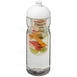 H2O Base® 650 ml dome lid sport bottle & infuser