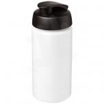Baseline® Plus grip 500 ml flip lid sport bottle