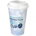 Brite-Americano® Pure 350 ml insulated tumbler with spill-proof lid