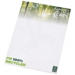Desk-Mate® A4 recycled notepad