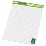 Desk-Mate® A5 recycled notepad