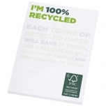 Desk-Mate® A7 recycled notepad