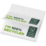 Sticky-Mate® recycled sticky notes 75 x 75 mm