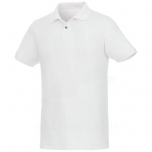 Beryl short sleeve men's GOTS organic GRS recycled polo