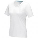 Azurite short sleeve women's GOTS organic t-shirt