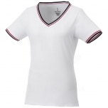 Elbert short sleeve women's pique t-shirt