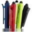 Tris stylus ballpoint pen with clip