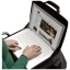 "Case Logic 13.3"" laptop sleeve with handles"